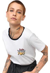 Camiseta Volcom Stoked On Stone Branca - Kanui