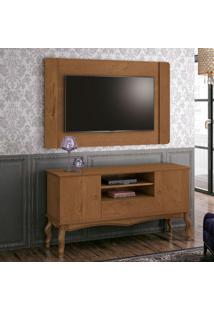 Painel Para Tv 60 Polegadas Luis Xv Naturale 140 Cm