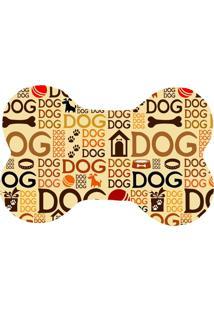Tapete Wevans Pet Dog Dog Dog Creme