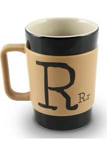 Caneca Coffe To Go- R 300Ml-Mondoceram - Pardo