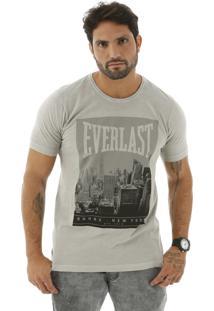 Camiseta Everlast Paisagem Nyc Branco