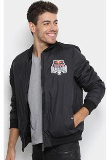 Jaqueta Red Bull Bomber Masculina - Masculino