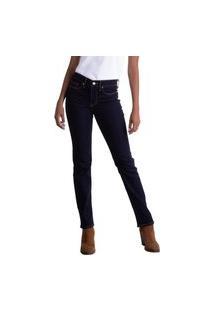 Calça Jeans Levis 314 Shaping Straight - 10001 Azul