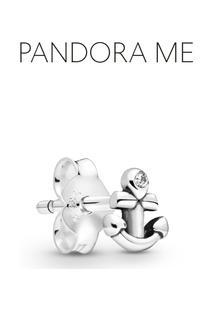 Brinco Único Minha Âncora - Pandora Me