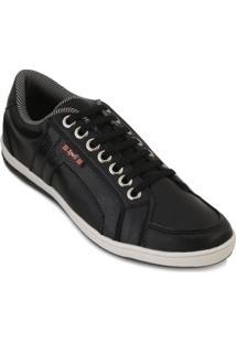 Sapatênis Spell Shoes Masculino - Masculino-Preto