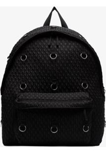 Raf Simons X Eastpak Loop Padded Backpack - Preto
