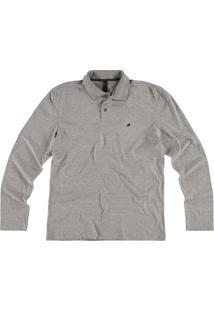 Camisa Polo Slim Básica