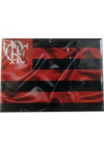 Imã Brasil Flamengo Bandeira - Unissex