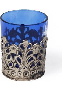 Luminária Le Lis Blanc Casa Marrakesh Azul (Azul Escuro, Un)
