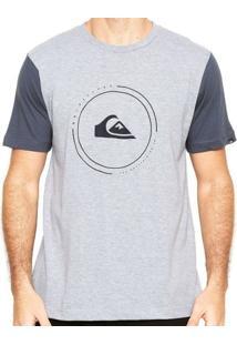 Camiseta Quiksilver Big Logo - Masculino