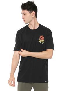 Camiseta Blunt Neon Preta