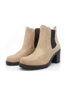 Bota Barth Shoes Bury Resina - Camel