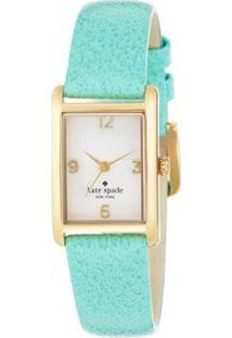 Relógio Kate Spade Cooper Strap Feminino - Feminino-Azul