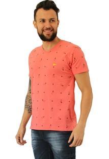 Camiseta Attius Pin Up - Masculino