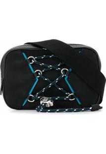 Givenchy Pochete Com Amarração - Preto