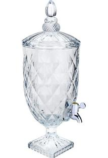 Dispenser Diamond- Cristal- 5L- Lyorlyor