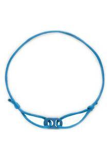 Pulseira Togetherband Mini Goal 14 - Azul
