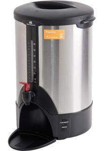 Cafeteira Elétrica Inox 6 Litros Preto Marchesoni