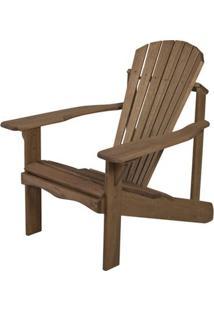 Cadeira Descanso Com Braco Cor Stain Nogueira - 16975 - Sun House