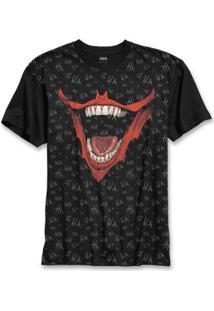 Camiseta Bandup! The Joker Haha - Masculino-Preto