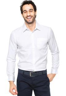 Camisa Victory Eagle Slim Fit Branca