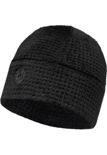 Gorro Buff Polar Thermal Solid Graphite Black - Kanui