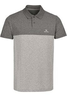 Camiseta Polo Focus Rip Curl Masculina - Masculino