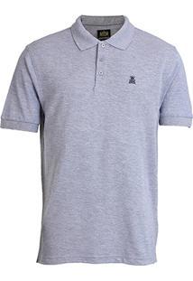 Camisa Polo Básica Masculina Broken Rules