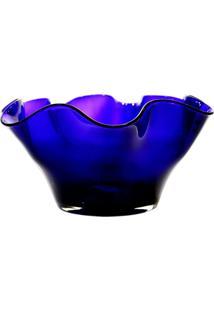 Saladeira Bianco & Nero Azul 14 X 25 Roxo - Kanui