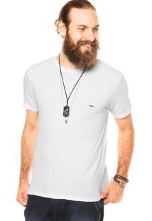 Camiseta Sergio K Básica Branco