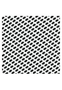 Papel De Parede Autocolante Rolo 0,58 X 5M - Preto E Branco 450