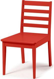Cadeira Imperial Cor Vermelho - 32512 - Sun House
