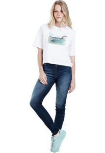 Camiseta Levis Graphic Boxy - 30033 - Feminino