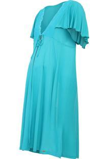 Robe Love Secret Lingerie Renda Verde
