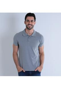 Camisa Polo Masculina Km