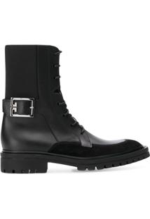 Givenchy Ankle Boot 'Aviator' - Preto
