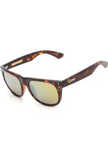 Óculos De Sol Evoke Rocks Marrom