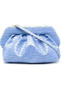 Themoirè Bios Shoulder Bag - Azul