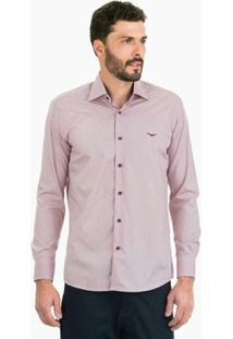 Camisa Di Sotti Lisa Rosê - Masculino