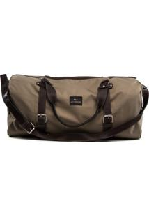 Mala Key Design - Travel Bag - Khaik - Masculino