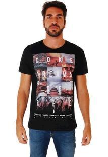Camiseta Mc Coca-Cola Jeans - Masculino