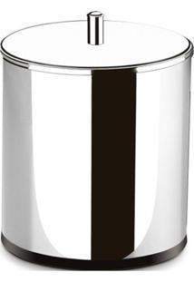 Lixeira Aço Inox 5.4L 18X23Cm 3030-202 Brinox