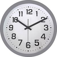 2d7c5b8565c Relógio De Parede Plástico Simple Numbers