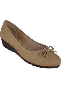 Sapato Anabelado Moleca 61522026