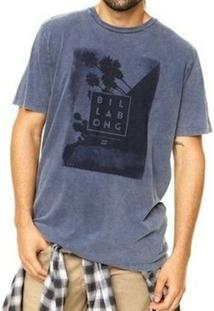 Camiseta Daggers Billabong Masculina - Masculino