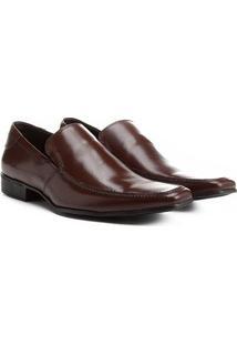 Sapato Social Couro Shoestock Pala Lisa