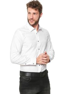 Camisa Sergio K Reta Branca