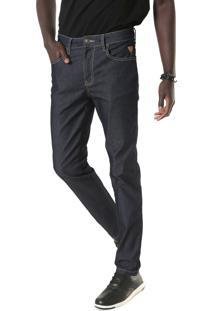 Calça Jeans Cavalera Skinny Roberto Azul-Marinho