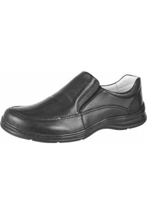 Sapato Bmbrasil Confort - Masculino-Preto
