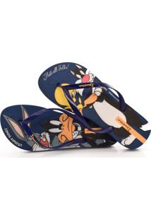Chinelo Ipanema Looney Tunes
